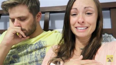 imagenes llorando niños sam y nia la pareja del anuncio viral de embarazo