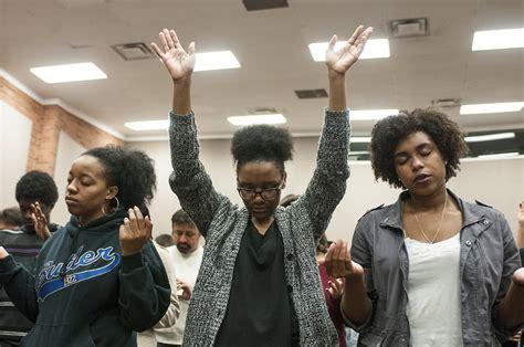 uclas black campus ministries helps build sense