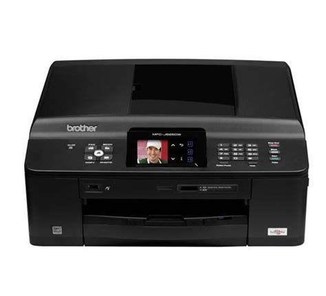 Printer Mfc J625dw mfc j625dw review rating pcmag