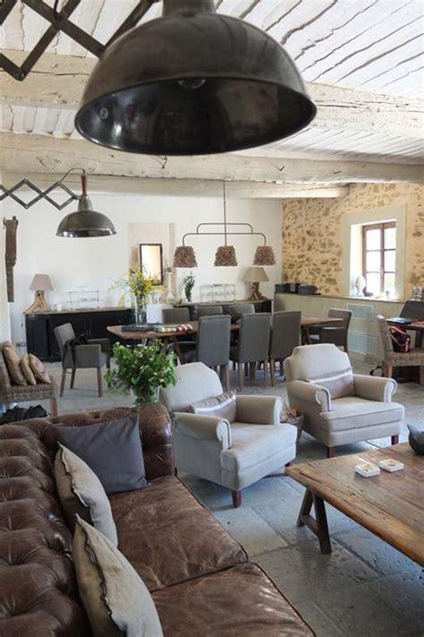rustic interiors rustic chic home decor and interior design ideas rustic