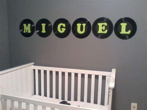 como decorar o quarto disco de vinil decora 231 227 o disco de vinil quarto de bebe disco de
