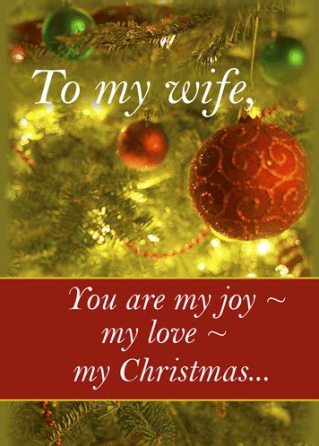 wife beautiful christmas  family ecards greeting cards