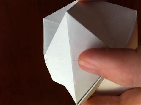 3d Shapes Paper Folding - origami how to fold a textured origami 194 171 origami