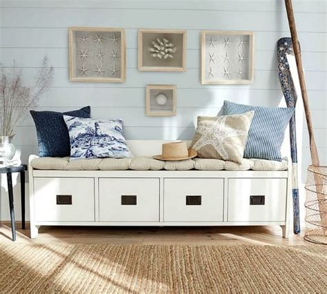 beach benches designs 25 best ideas about storage benches on pinterest