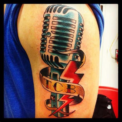 elvis tattoo designs elvis microphone elvis tattoos