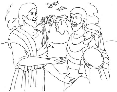 Mustard Seed Coloring Page free coloring pages of seed