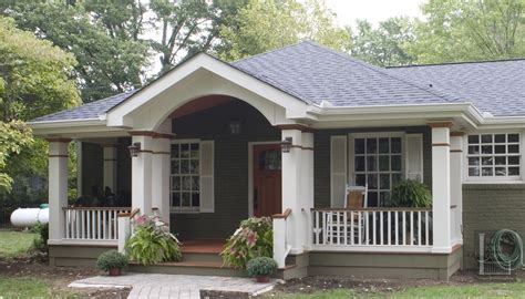ranch houses with front porches front porch designs for different sensation of your old