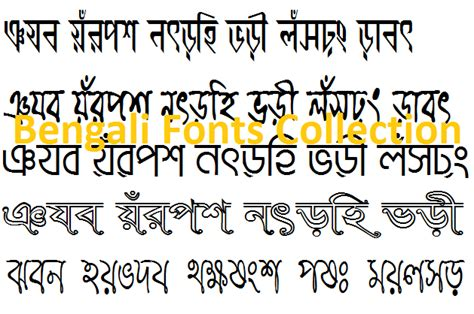 bangla font design online how to use bangla font in android smartphone tech blog