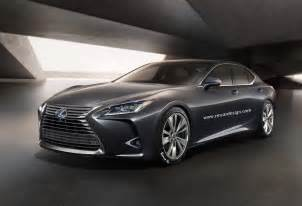 Lexus Ls500 2017 Lexus Ls To Remain That Center Of The Applicable