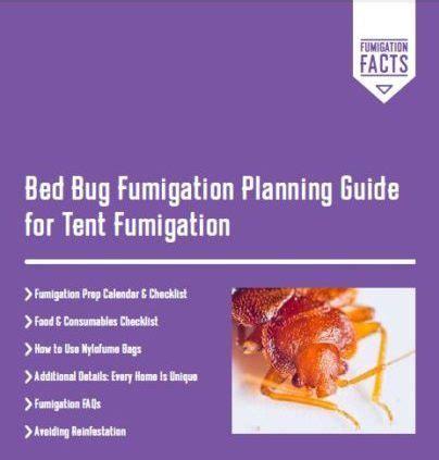 bed bug fumigations  easier vikane gas fumigant