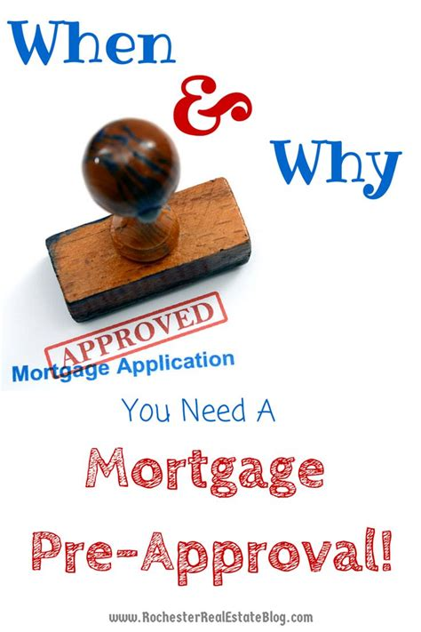 pre approval house loan calculator when and why should i get pre approved for a mortgage