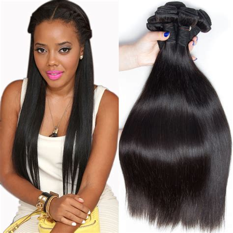 how many lots of hair from aliexpress would it take if i get poetic justice braids 7a unprocessed malaysian hair human hair weave straight