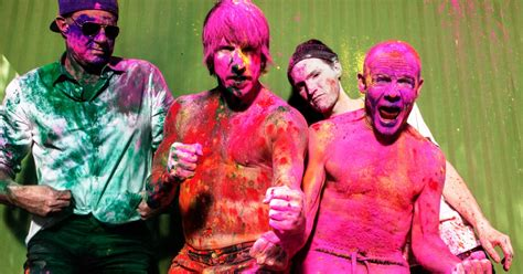 red hot chili peppers the getaway rolling stone