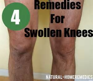 home remedies for water on the knee swollen knee what causes knee swelling remedies for