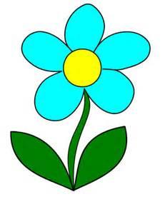 flower clipart blue flowers clipart cliparts