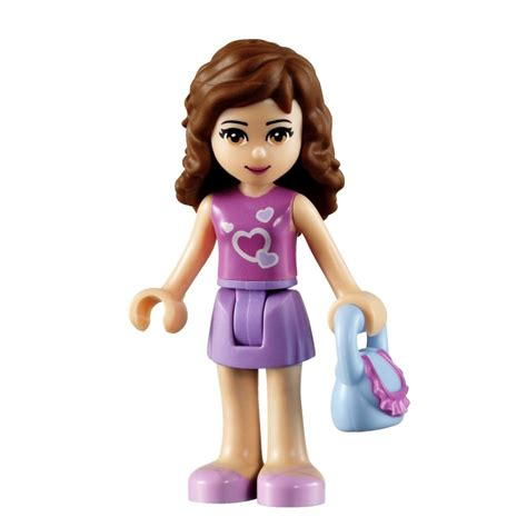 Iron Man Malibu House by Lego Friends Lovely House 3315 Mini Doll Figures Play