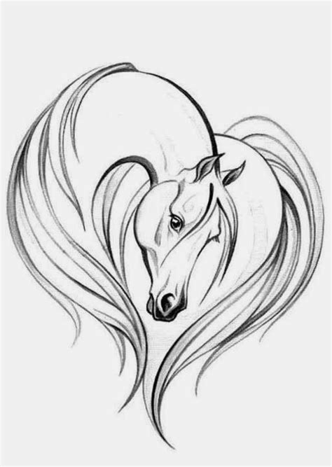 year of the horse tattoo designs 38 best designs drawings images on