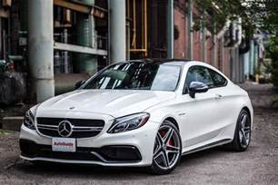 Mercedes Amg Used 2017 Mercedes Amg C63 S Coupe Review Autoguide News