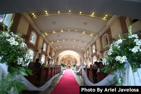 bridal shower venue philippines cathedral parish of st joseph bataan wedding catholic churches kasal the philippine