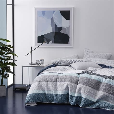 Bedroom Doona Covers Home Republic Jetta Quilt Cover Bedroom Quilt Covers
