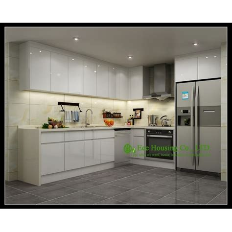 High Gloss Lacquer Kitchen Cabinets by High Gloss Kitchen Cabinet With Lacquer Finish Kitchen
