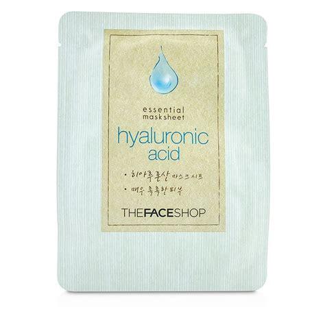 Domesky Essential Mask Sheet the shop essential mask sheet hyaluronic acid fresh