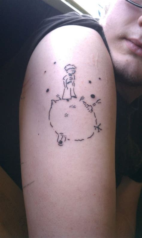 le petit prince tattoo the prince inspiration
