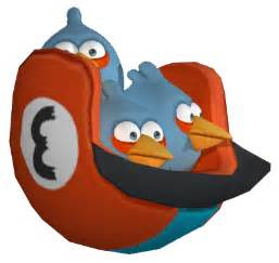 Image angry birds go the blues cgi png angry birds wiki wikia