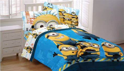 despicable me bedroom accessories kids cute minion bedroom decor from despicable me movie