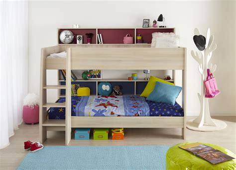 Tam Tam Bunk Bed Tam Tam Bunk Bed Light Acacia With Free Mattress