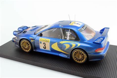 Subaru Impreza Rally by Top Marques Collectibles Subaru Impreza S4 Wrc Mc Rally