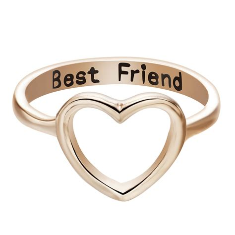 Best Product Kunci Ring Ring Set 10 Pcs C Mart Tools T0004b 6 27 Mm 10pcs lot silver rings cutout ring best friend gifts lovely promise rings