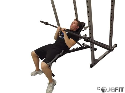 incline bench press without bench barbell incline close grip bench press exercise database