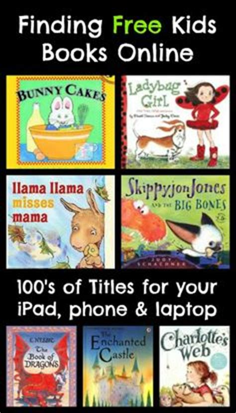 free children books with audio and pictures 1000 images about books on on