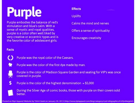 the meaning of the color purple 17 best images about rainbow tea ideas on