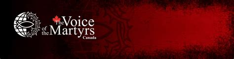 The Voices Of Martyrs the voice of the martyrs canada on vimeo