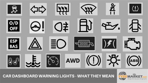 car lights and their meaning car dashboard lights meaning iron blog