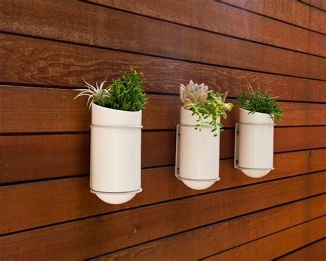 Wall Hanging Planters by Hanging Wall Planters Succulents Palm Springs