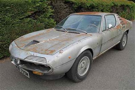 alfa romeo montreal for sale alvis 20 sd convertible for sale carphile