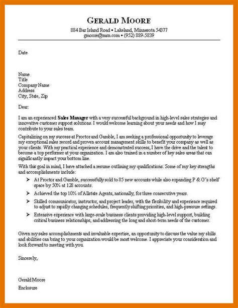 application letter sle for an application letter as a sales 28 images 10