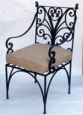 wrought iron couch wrought iron furniture chairs and benches modern