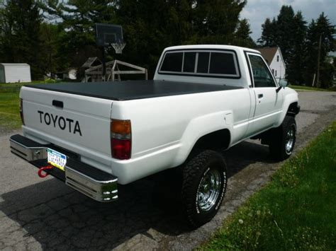 1984 Toyota 4x4 For Sale 1984 Toyota 4x4 W Front Axle And Leaf
