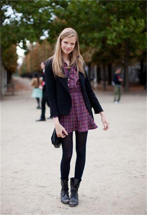 summer fashion dresses combat boots paperblog