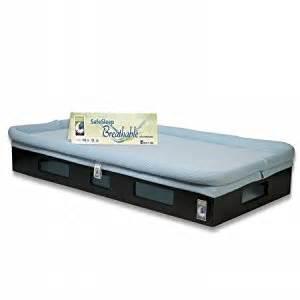 safesleep breathable crib mattress secure beginnings safesleep breathable crib