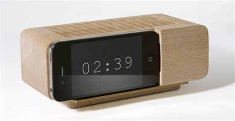 Cool Alarm Clock by Alarm Clocks Like They Used To Make Them Only Not Really Cool Tech
