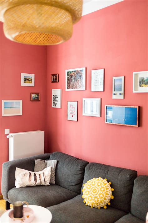 wohnzimmer 2 farben sch 246 ner wohnen farben wohnzimmer knutd