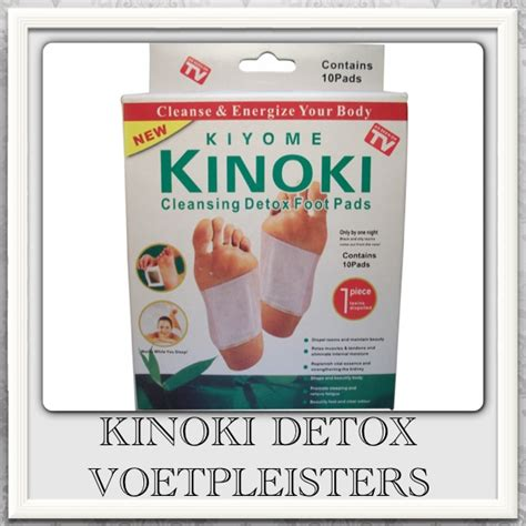 Detox 9 Reviews by Review Kinoki Detox Voetpleisters Beautyyours Nl