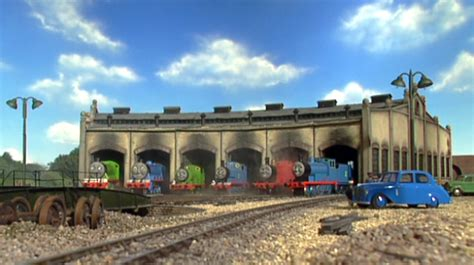 Tidmouth Sheds by Image Callingallengines 13 Png The Tank Engine