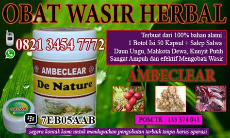 Obat Herbal Khusus Wasir ramuan tradisional untuk wasir 171 tanaman obat ambeien