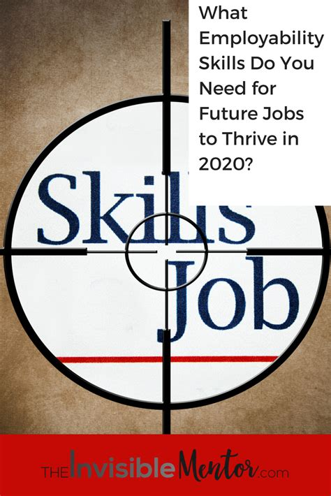 what 10 employability skills do you need for future